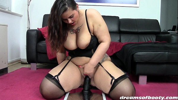 GERMAN PAWG SAMANTHA RIDES THE BLACK DONG FOR THE FIRST TIME Thumb