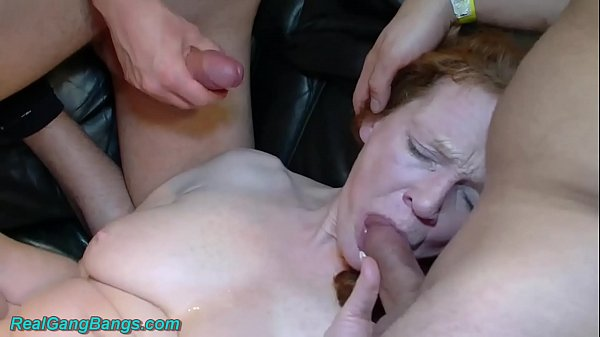 my mom first time brutal group banged