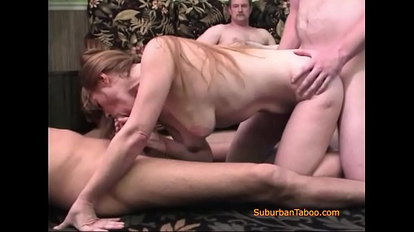 When the Wife Wants a Gangbang, She Gets It Part 2