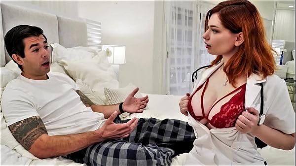 Big titted nurse gives him viagra by mistake - w/ Annabel Redd Thumb