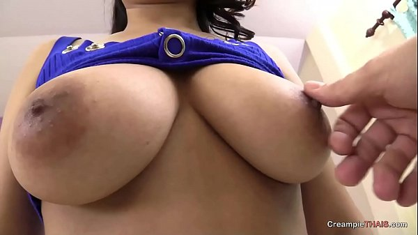 Big titty Thai amateur gets barebacked by sex monger