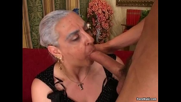 anal sex first Granny