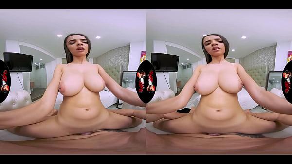 VRLatina - Busty Latina Goddess Virtual Reality Experience