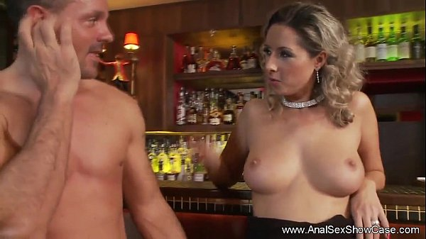 Blonde MILF Outrageous Anal Sex Thumb