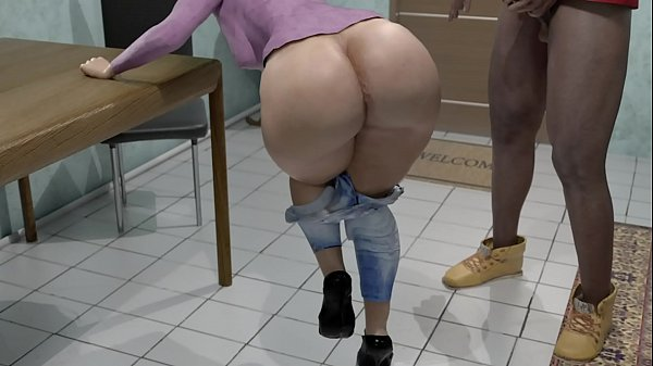 Thick latina mom get her ass SMASHED by son's friend Thumb