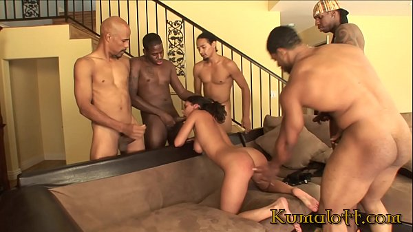 Kumalott – 5 BBC Takes on Big Tits Latina Babe