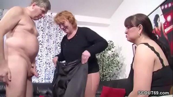 Echtes Ehepaar fickt das erste mal vor der Kamera mit MILF