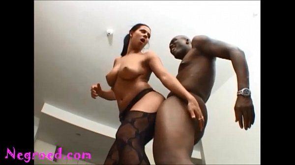 Negroed.com tall big boob freash meat trys first monster black negro cock