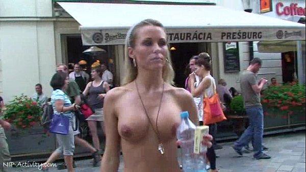 Spectacular Public Nudity Babes Part2