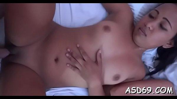 Cute thai bimbo enjoys a throbbing cock in mouth and slit Thumb