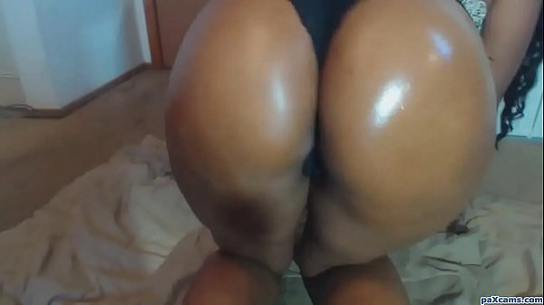 Exotic Babe With A Big Ass Twerks On Webcam