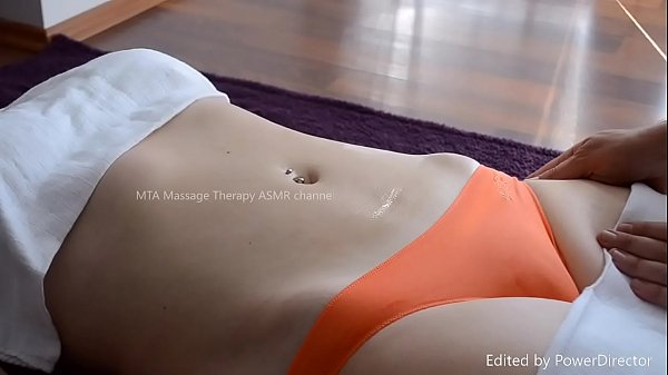 Amateur Massage  with tight panties - perfect Camel toe Thumb