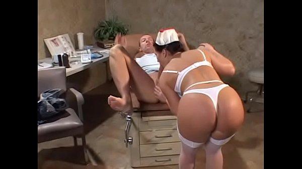 Katja Kassin naughty nurse Thumb