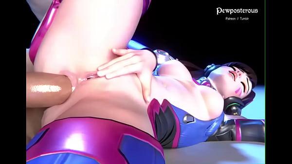 overwatch hentai video