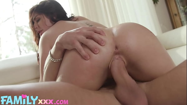 Slutty Step Sister Keira Croft Squirts For Her Step Brother
