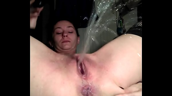 Wife Hayley squirting pussy Thumb