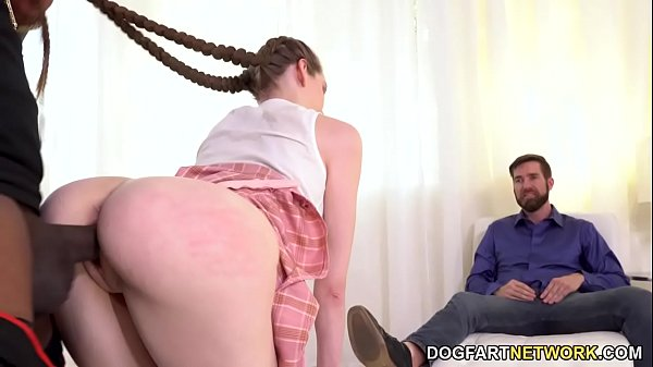 BBC And Anal Sex For Anniversary - Nym Fleurette - Cuckold Sessions
