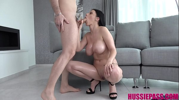 Busty Slut Nelly Kent Takes It In The Butt Thumb