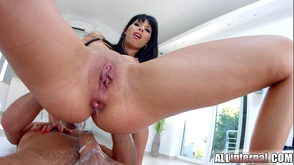 AllInternal Dirty Kitty Lovedream sucks cock after anal Thumb