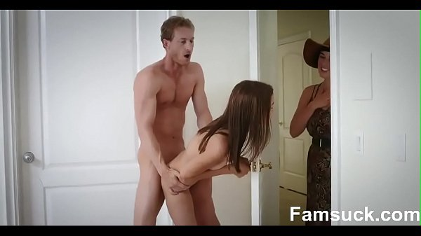 Social Media Slut Fucked By Stepdad |FamSuck.com