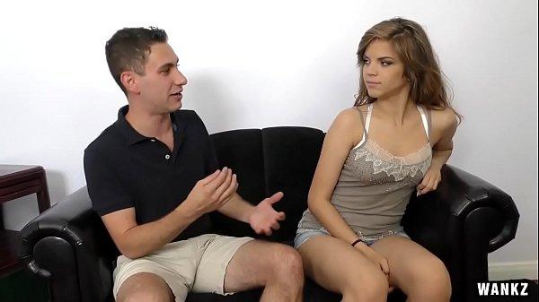 WANKZ- Teen Brooke Gets Her Hot Cunt Exploited