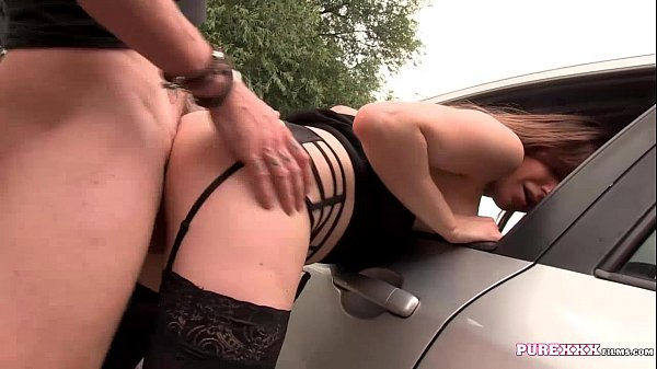 PURE XXX FILMS A blowjob for a speeding ticket Thumb