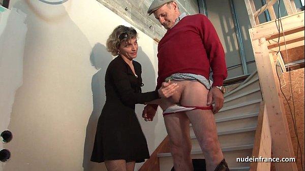 Horny mom anal