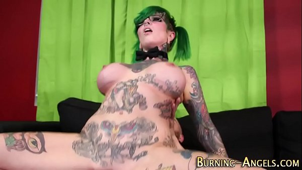 Sydnee Steele: Goth Whore Gets Railed
