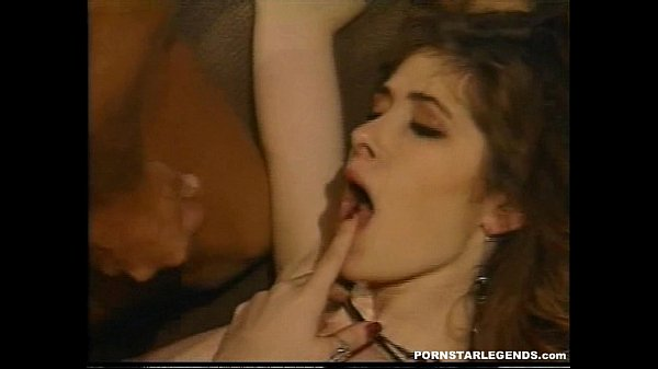 Horny girl tries double penetration