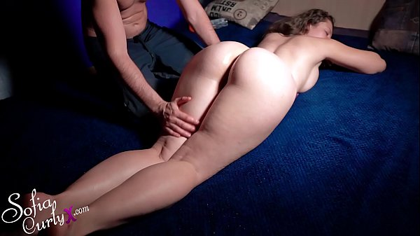 Sofia Curly - Masturbate Pussy and Massage Orgasm