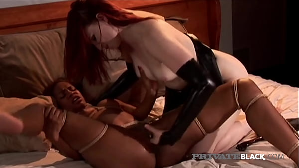 Private Black - Hot Interracial BDSM With Clair...