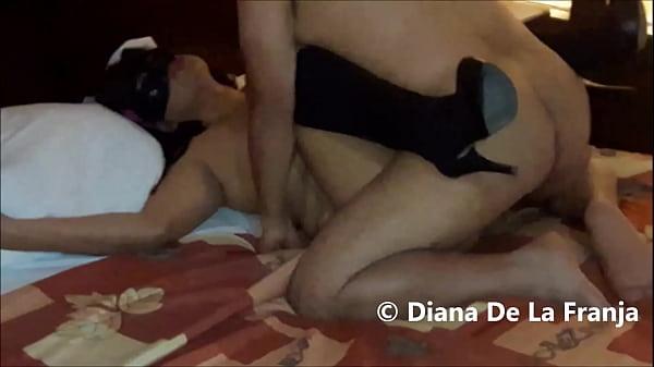 Cogiendo con ex profesor de la universidad. Diana Hotwife Thumb