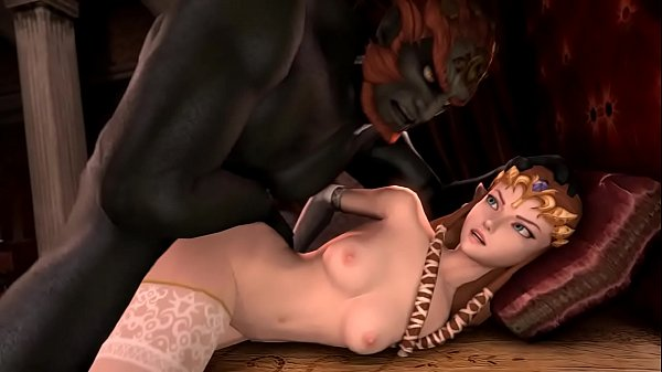 Princess Zelda - Twilight Princess compilation