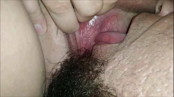 Momma's cunt licks her pussy to SQUIRTING ORGASM