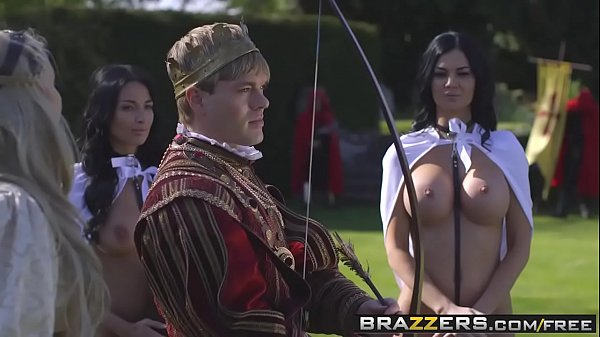 Brazzers - Storm Of Kings XXX Parody Part Anissa Kate and Jasmine Jae and Ryan R