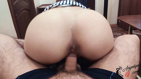 Cute Porn Actrees Passionate Blowjob and Cowgirl on Big Dick Fan Thumb