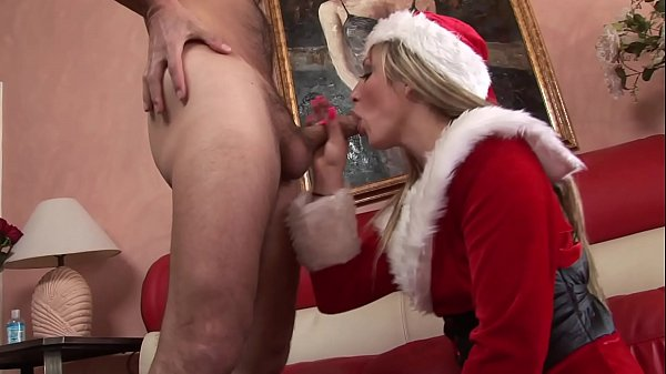 Everyday is Christmas if you can release your cum into her hot tight pussy to give her a creampie as a present Thumb