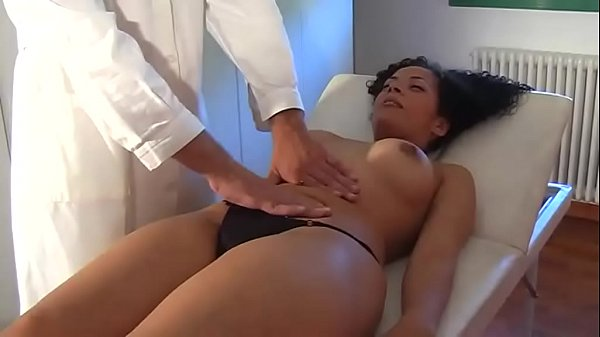 nice brunette fucked by a doctor Thumb