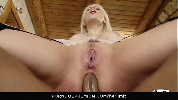 HER LIMIT - #Vittoria Dolce - Ukrainian MILF Vittoria Dolce Wild Facefuck And Anal Pounding Thumb