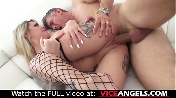 Busty Karma Rx gets throat and pussy fucked (Mick Blue , Karma Rx)