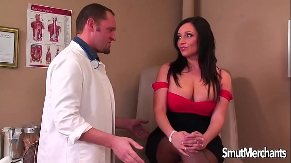 Doctor's office creampie