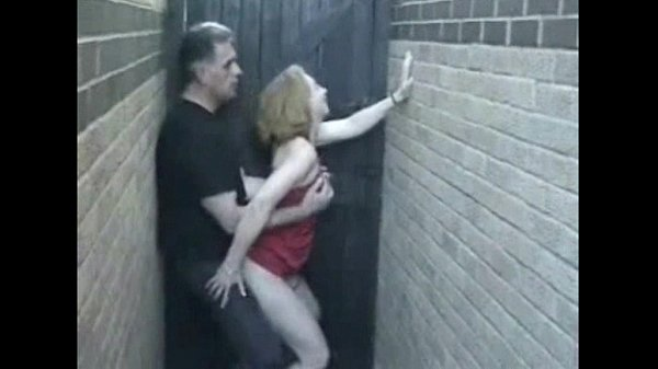 Girl gets fucked in dark allie Amateur Sex In Alley Xvideos Com