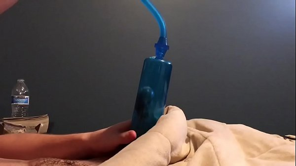 Pumping up my Penis