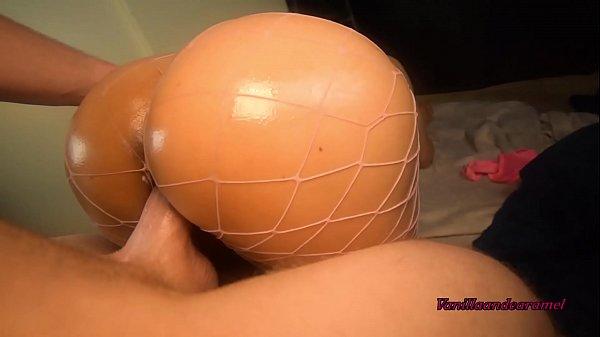 Big Ass Latina Gets Dp'd and Perfect Tits Cover...