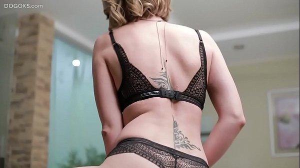 Russian MILF Diya Noir fuck herself hard Thumb