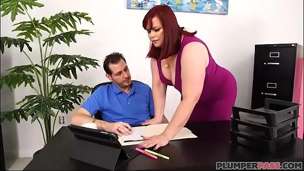 Office Slut Marcy Diamond Fucks Her Boss To Keep Her Job Thumb