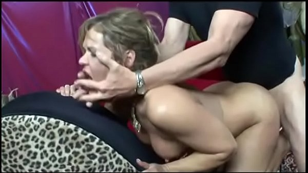 Milf gives him a foot job with her toes after being drilled Thumb