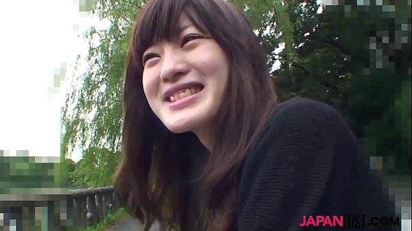 Japanese teen Aki Tajima fucked by raw asian dick