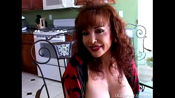 Spicy old latina loves to think of you as she plays with her juicy pussy