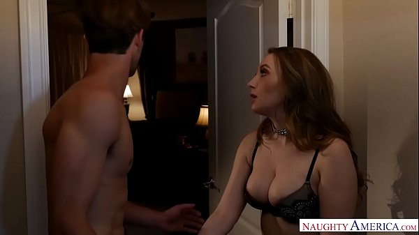 Big natural tits homewrecker Harley Jade gets married dick - Naughty America Thumb